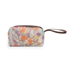 Ladies Jungle Print Small Cosmetic Bag from Powder