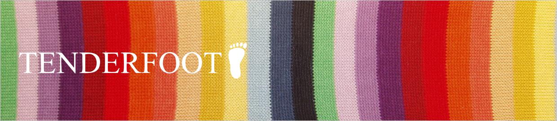Tenderfoot Socks Made in England