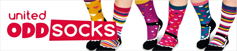 United Oddsocks Fantastic odd sock gifts